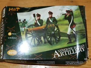 1//72 Resin Russian artillery 5 Soldiers Kit Unassembled Unpainted XH012