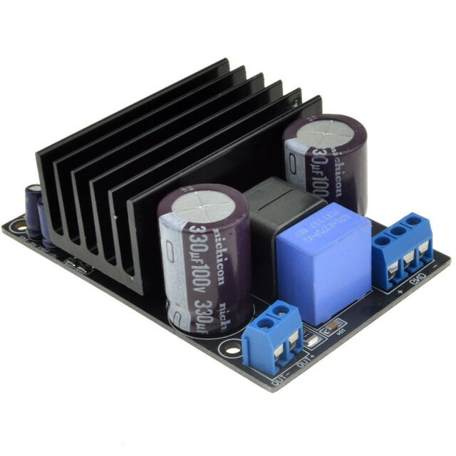 Irs2092 High Power 200w Single Channel Class D Amplifier Board