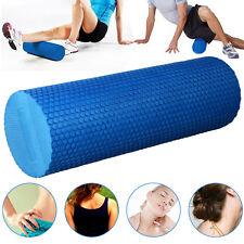 Floating Point EVA Yoga Foam Roller Physio Trigger Massage Gym Exercise Fitness