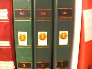 DDR-Jahrgang-1981-1990-postfrisch-komplett-nach-Wahl-1985-1986-1987-1988-1989