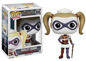 Arkham-Asylum-enfermera-Harley-Quinn-Funko-Pop-Vinilo-Figura-De-Video-Juego-De-Batman
