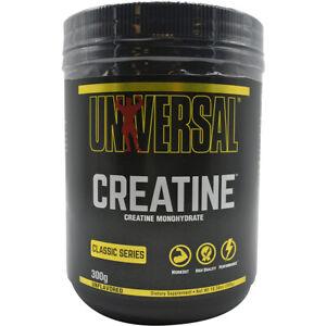 Universal Nutrition Creatine Powder Dietary Supplement - 60 Servings