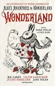 Wonderland-An-Anthology-by-Marie-O-039-Regan-9781789091489-Brand-New