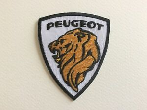 A196-ECUSSON-PATCH-AUFNAHER-TOPPA-NEUF-PEUGEOT-6-5-7-5-CM