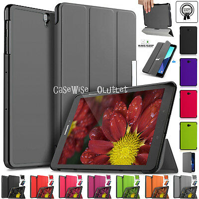 9fabffaa063 Funda soporte de cuero inteligente magnético para Samsung Galaxy Tab A6  10.1