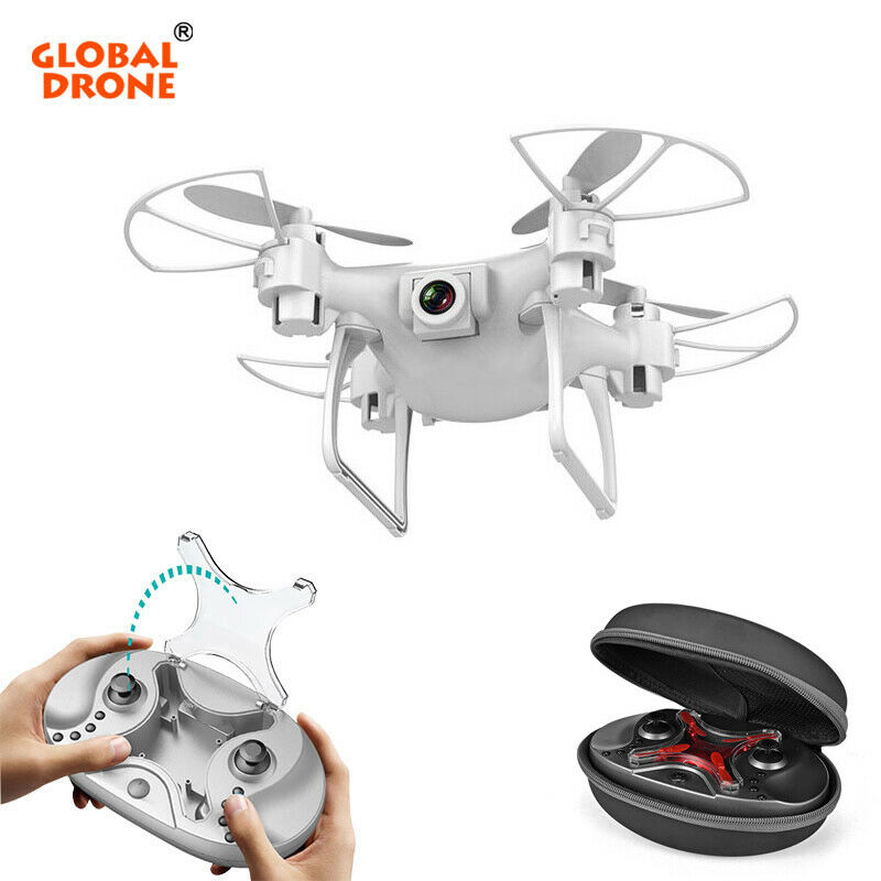 Global Drone GW009C-1S Mini Drone with telecamera HD  Upgrade Quadcopter Altitude  sconto online
