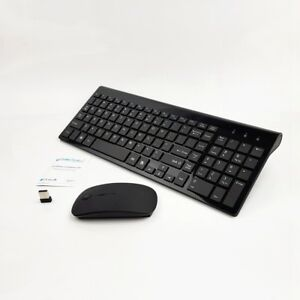 03700fbe486 Wireless Mouse & Keyboard Combo Set for Acer Dell Lenovo HP Desktop ...