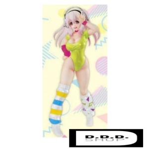 furyu SUPER SONICO concept figure 80/'s B Green nico-chan NITRO SUPER SONIC japan