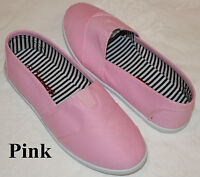 Brand New Women's Classic Slip On Flats Casual Shoes Free Shipping USA Seller