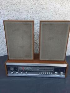 Vintage-Philips-Grossversandhaus-Quelle-Fuerth-Bayern-Hifi-Stereo-22rf685-91-Arbeit