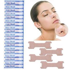 10x-Nasal-Strips-Stop-Snoring-Breathe-Snore-Nose-Strip-Apnea