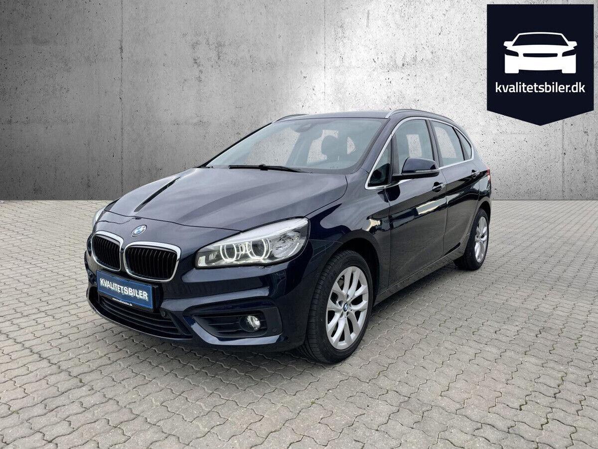 BMW 220d 2,0 Gran Tourer Advantage 5d - 217.400 kr.