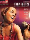 Pro Vocal: Top Hits: Volume 31 by Hal Leonard Corporation (Paperback, 2011)