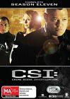 CSI - Crime Scene Investigation : Series 11 (DVD, 2012, 6-Disc Set)