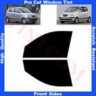 Pellicola Oscurante Vetri Auto Anteriori per Hyundai Atos 5P 2003-2008 da5% a70%