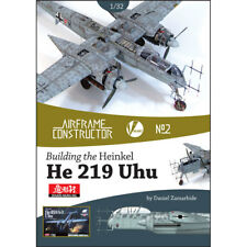 Building the Heinkel He 219 Uhu: A Detailed Guide (Valiant Wings AC2)