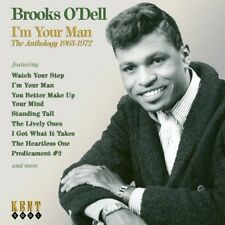 Brooks O'Dell - I'm Your Man [New CD] UK - Import