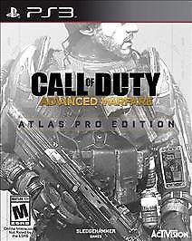 Call Of Duty Advanced Warfare Atlas Pro Edition Sony