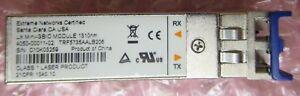 DéVoué Extreme Networks 4050-00011-02 1000 Base Lx 10 Km Mini Gbic Transceiver Module-afficher Le Titre D'origine