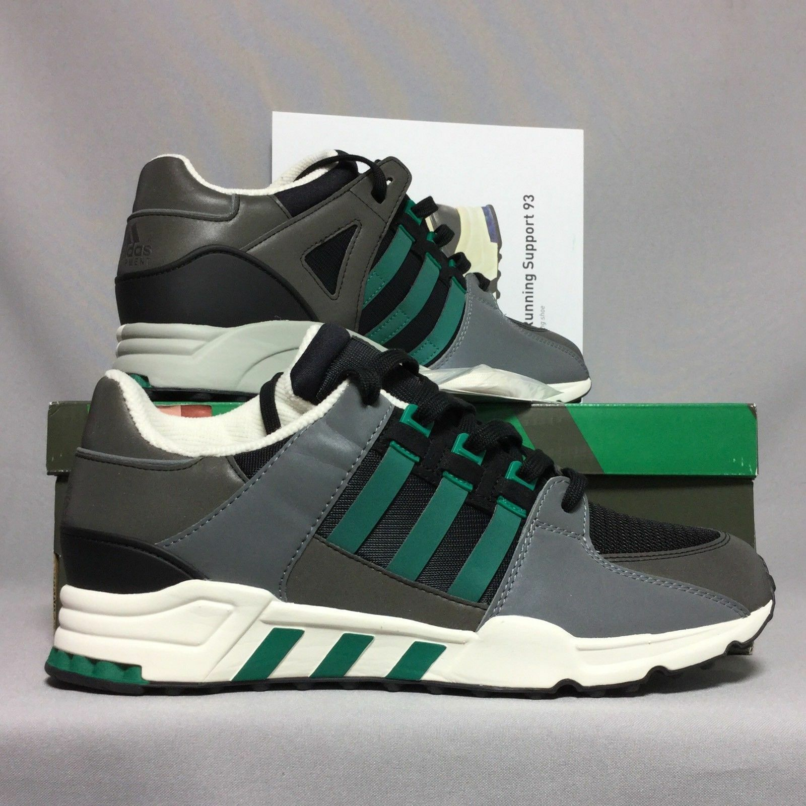 Adidas EQT Support Xeon 42 // 7000 8000 9000 Equipment Support Guidane  NMD ADV