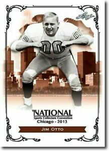 JIM-OTTO-2013-LEAF-NATIONAL-EXCLUSIVE-COLLECTORS-PROMO-CARD