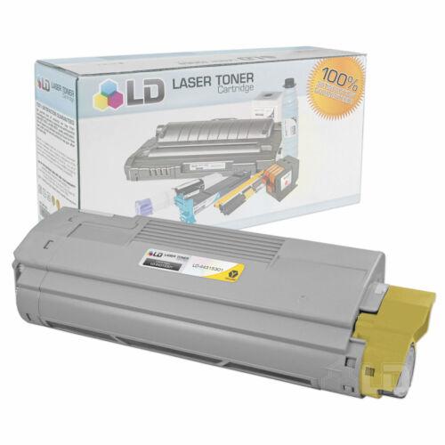 LD Compatible Okidata 5PK 2 44315304 B//1 44315303 C//1 44315302 M//1 44315301 Y