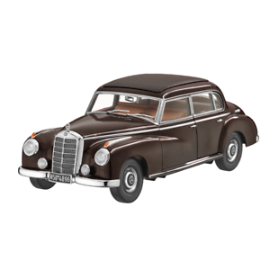 Mercedes Benz W 186-type 300 Brown 1 18 NEW BOXED NOREV