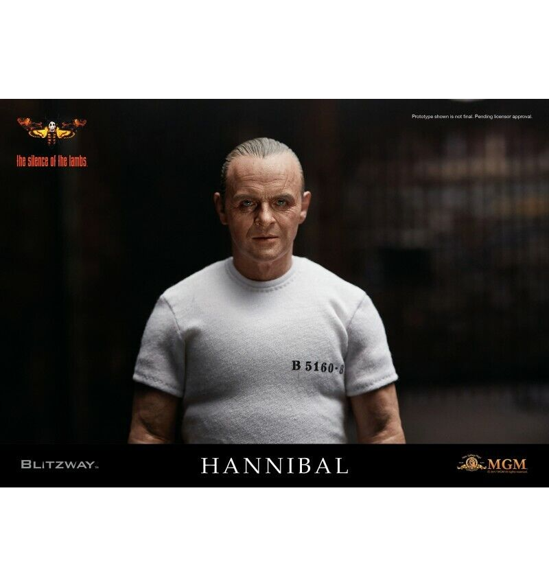 Blitzway The Silence of the Lambs 1 6 Hannibal Lecter