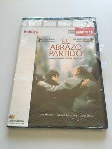 EL-ABRAZO-PARTID0-CINE-PUBLICO-II-DVD-100-MIN-SLIMCASE-NEW-NUEVA