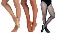 Danskin 203 -- Womens Professional Fishnet Tights - Choose All Size/color.