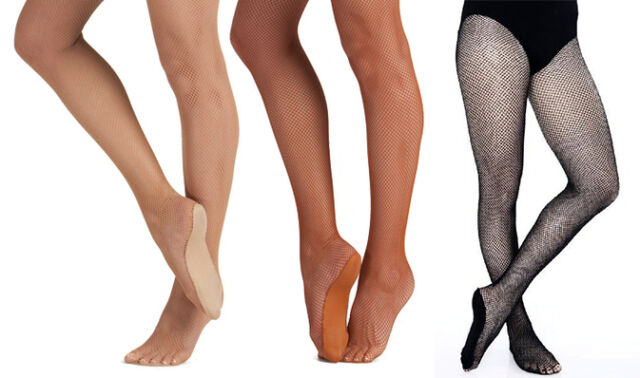25617c6674303f Danskin 203 -- Womens Professional Fishnet Tights - Choose All Size/Color.