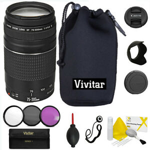 Canon-EF-75-300mm-f-4-0-5-6-III-Lens-NEOPRENE-CASE-GIFTS-FOR-CANON-T3-T5-T3I