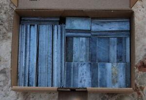 Konvolut-Regletten-Stege-Leichtmetall-Blindmaterial-Ausschlussmaterial-Drucker