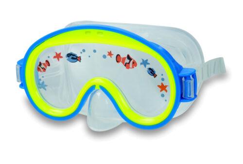 Enfants de plongée Masque de plongée lunettes Mini Aviator Orange ou Bleu