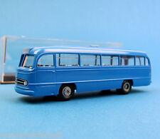 Brekina H0 5200 MB O 321 Omnibus Blau Reisebus OVP HO 1:87 Mercedes Benz Bus