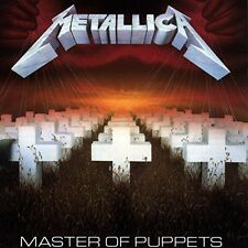 Master Of Puppets - Metallica (Vinyl Used Very Good)