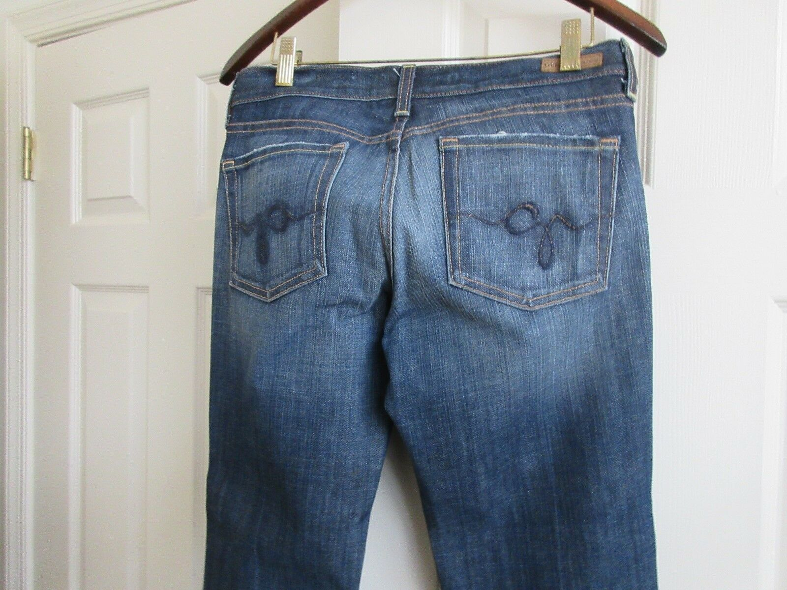 Guess Premium , Ladies Jeans , Blue , Vintage , Size 27