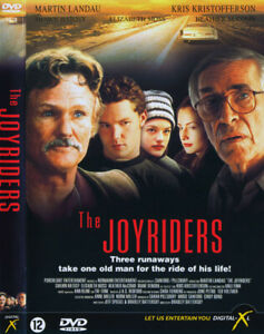 THE-JOYRIDERS-Kris-Kristofferson-Martin-Landau-DVD-NEW