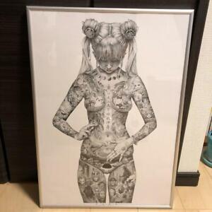 Shohei Otomo Heisei Mary A2 Size Poster Reiwa Exhibition AKIRA Japan Genuine NEW