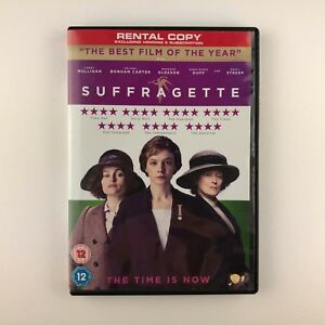 Suffragette (DVD, 2016) r