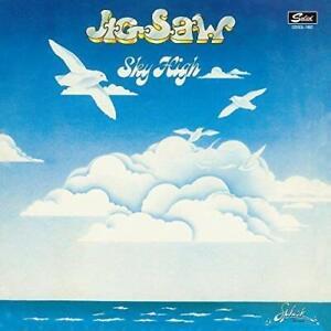 JIGSAW-SKY-HIGH-UNRELASED-S-7-CD-BONUS