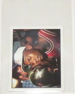 2008-09-Michael-Jordan-NBA-Upper-Deck-Hit-Parade-of-Champions-Mini-Card-HPC-21
