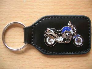 Schluesselanhaenger-Yamaha-BT-1100-BT1100-Bulldog-blau-blue-Art-0870