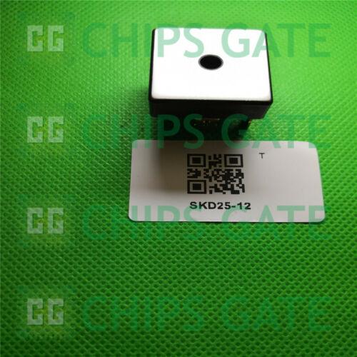 1PCS NEW SEMIKRON SKD25//12 MODULE SKD25-12 SKD2512