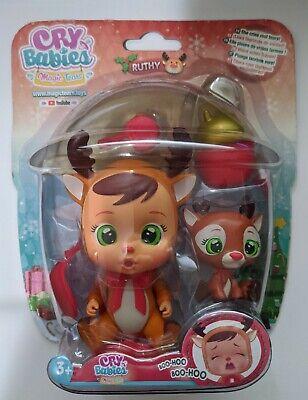 Cry Babies Pets Magic Tears Lulu Ladybug NEW Open Pack