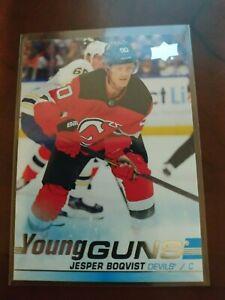 2019-20-Upper-Deck-Series-1-Hockey-Young-Guns-Jesper-Boqvist-233