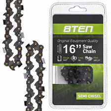 """16 Inch Chain For Most Stihl Chainsaw Bar 3//8 Pitch 0.050/"""" Gauge 55 DL"""