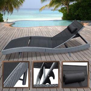 Lettino sdraio parasole giardino piscina sedia in for Lettini da giardino economici