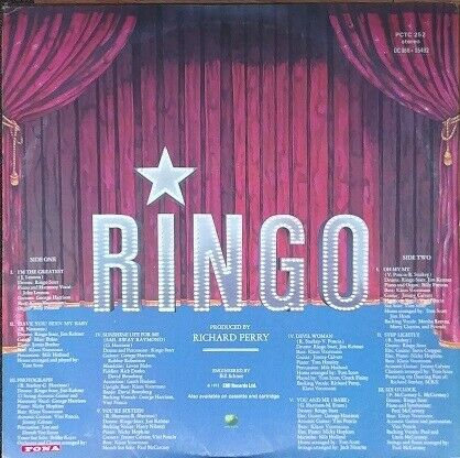 LP, Ringo Starr, Beatles