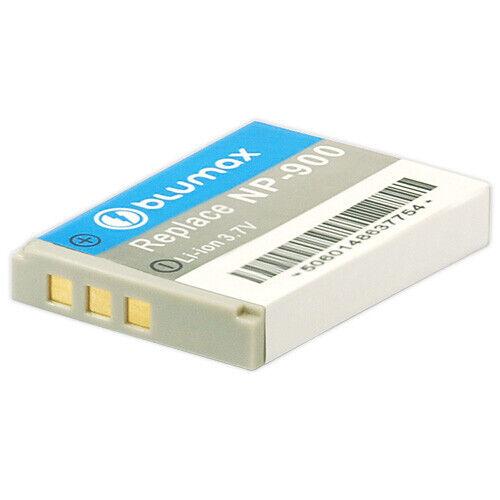Blumax batería para Intova ic12 s//n:np40/_lp201011 p//n:02491-0037-14
